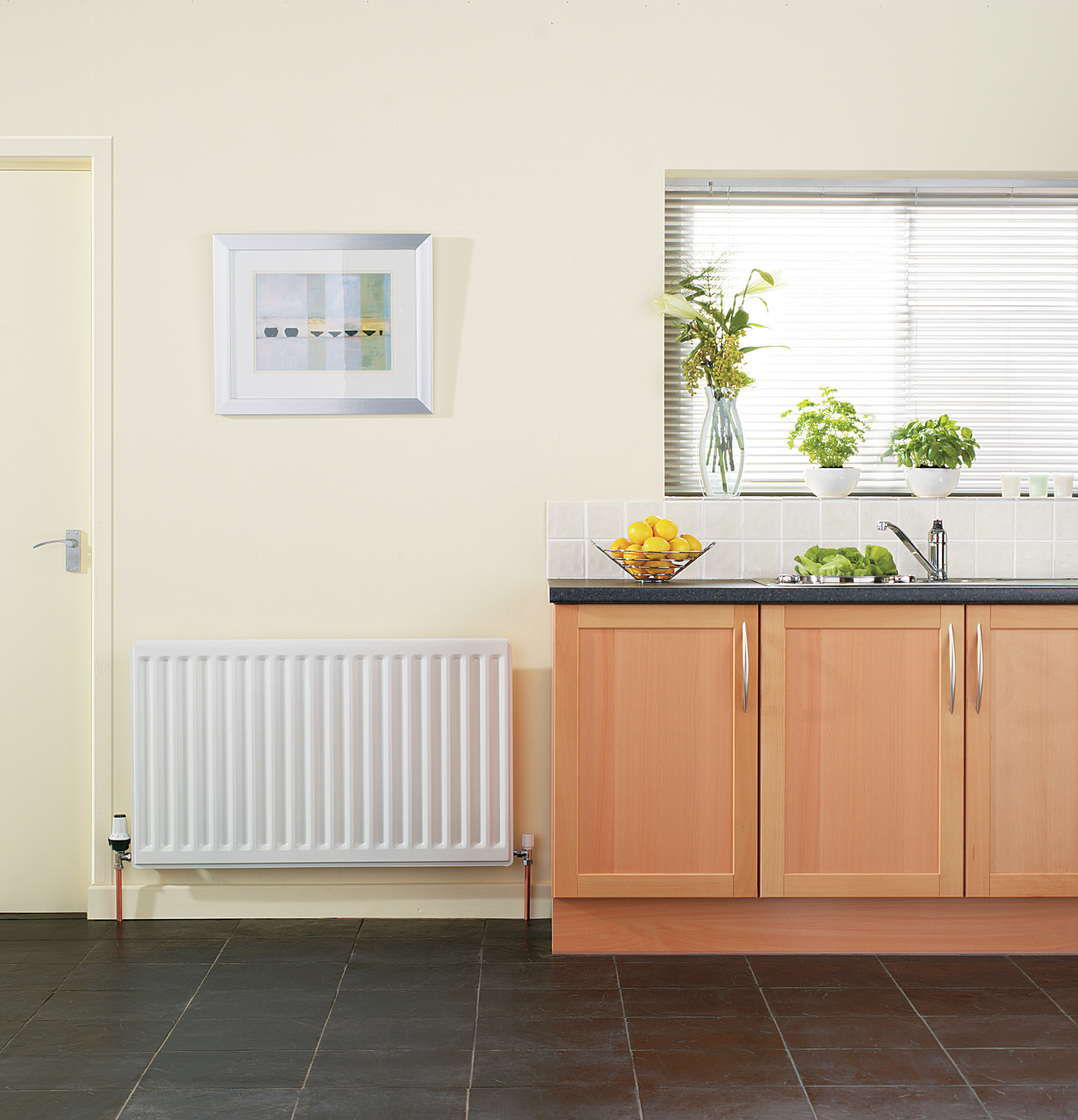 Kitchen Radiator Quiet One Kickspace Heaters Ks2000 Smiths Environmental Products